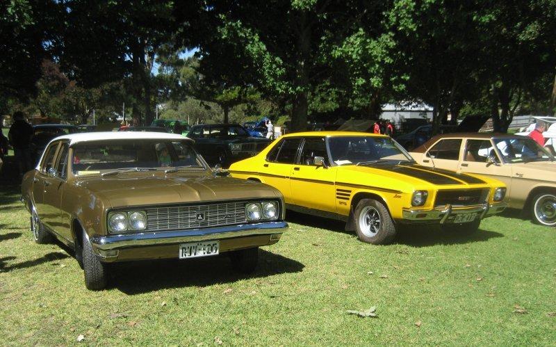 Antique Car Show Taunton